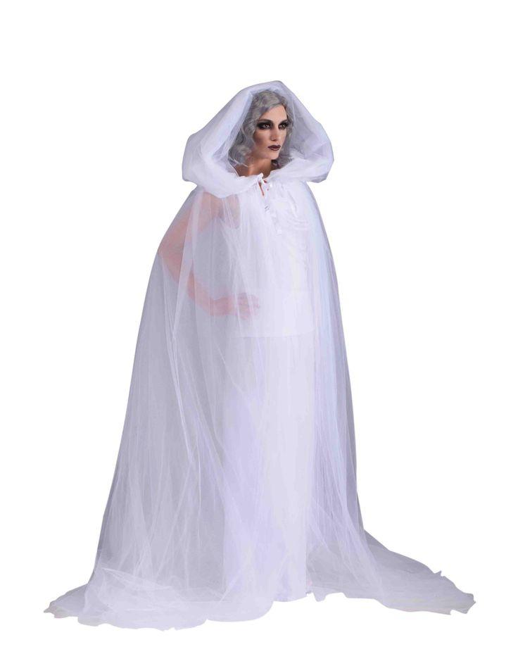 Haunted Ghost Robe Adult Women's Costume | Costume/Cosplay ... White Kimono Ghost