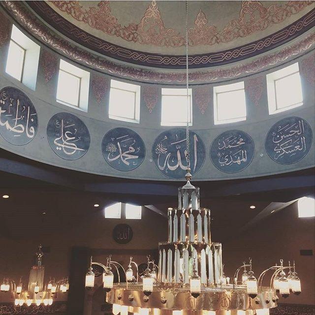 Islamic Center of America, captured by @riyam.14 in #Dearborn #Michigan, #USA. #mprUSA