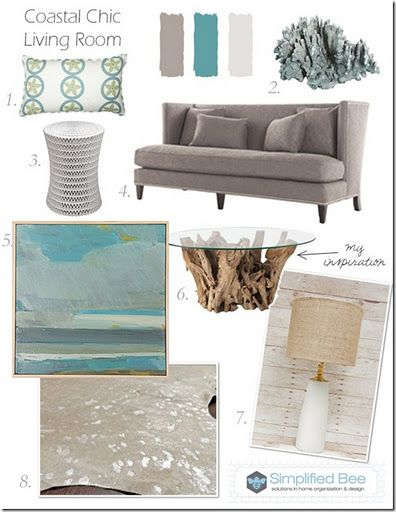 Taupe Teal And Gray