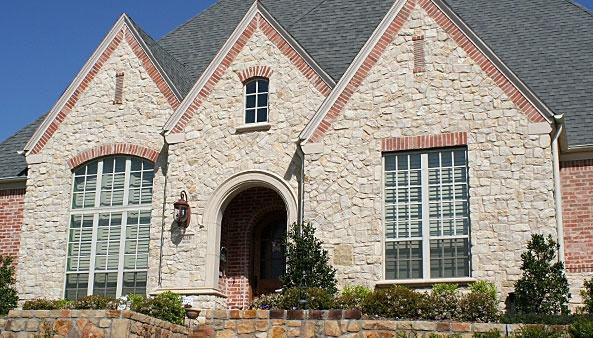 Builders stones granbury chateau elevations pinterest for Build on your lot oklahoma