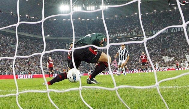 Torino 2 ott. 2011  Juve - Milan 2-0  Marchisio - Marchisio