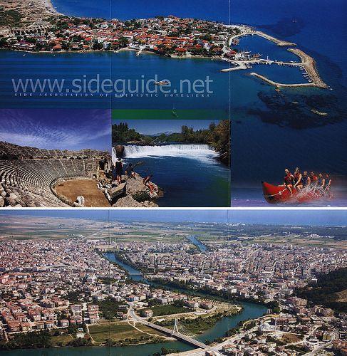 Manavgat Side, Antalya Türkiye 2013_2 map, Mediterranean, Turkey | by Zsolt Lesti