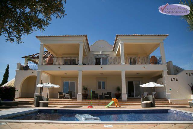 Ocean View Villa - Algarve - Portugal - Family Friendly Holidays