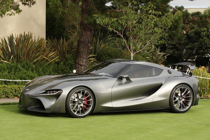 toyota ft1 fast and furious pinterest toyota