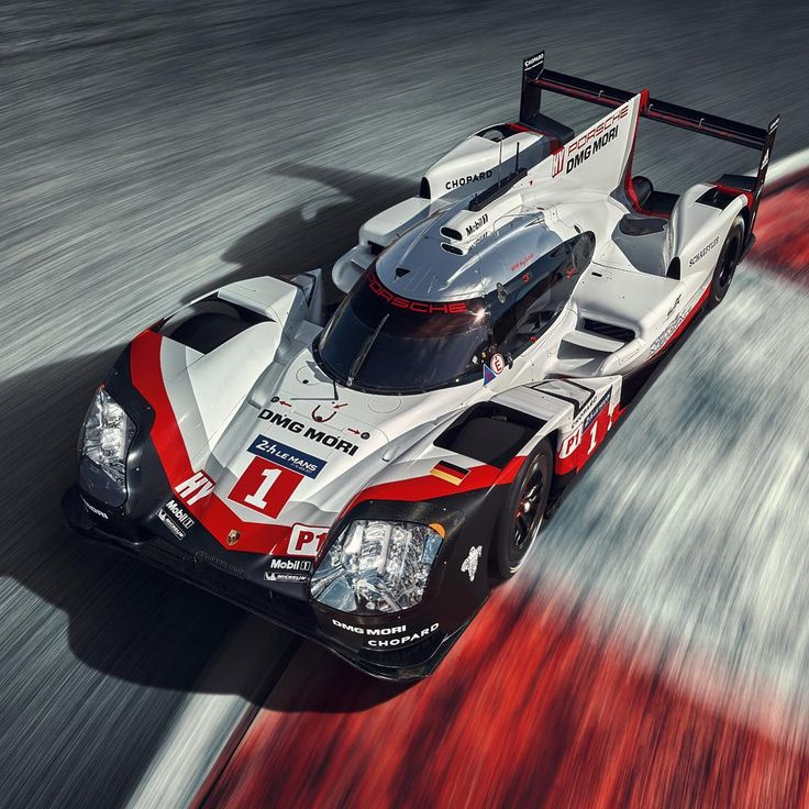 Developed to follow in the steps of its Le Mans winning predecessors: The new 2017 Porsche 919 Hybrid. #FutureSportsCar