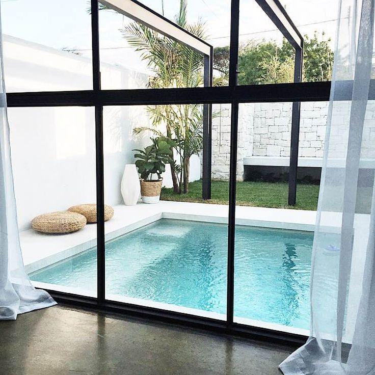 Indoor Pool Plans: Best 25+ Indoor Swimming Pools Ideas On Pinterest