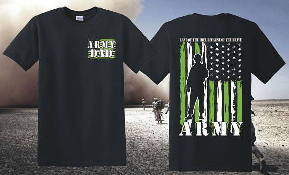 Check out Army Dad T Shirt Army Dad Shirt Army Dad Clothing Army Mom Clothing Army Wife Clothing Army Mom Army Gifts US Army Veteran Army Clothing on NCWDesigns