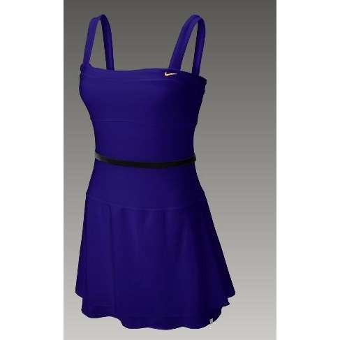 one of my two nike dresses (have this one in white also. (wore the white to USTA nationals tournament)
