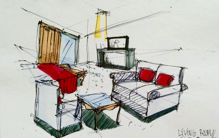 Living room hotel