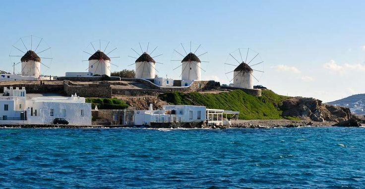 Conheça destinos no Mediterrâneo como Santorini, Atenas e Veneza - Terra Brasil