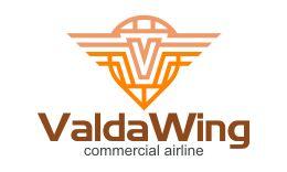 Valda Wing Logo