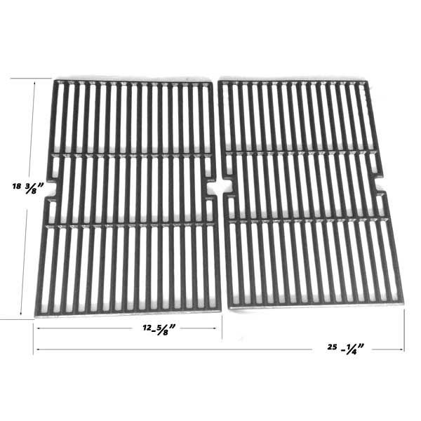 2 PACK CAST IRON COOKING GRATES FOR MASTER CHEF G45301, G45302, G45303, G45304, G45306LP, G45307N, G45308, G45309 GAS MODELS Fits Compatible Master Chef Models : G45301, G45302, G45303, G45304, G45306, G45306LP, G45307, G45307N, G45308, G45309, G45311, G45312, G45313, G45314, G45315, G45316  Read More @http://www.grillpartszone.com/shopexd.asp?id=36424&sid=26079