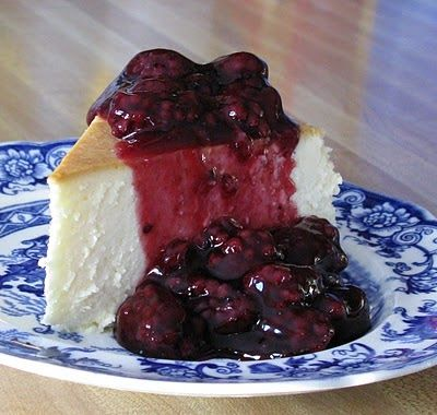 Lui in Cucina: New York Cheesecake