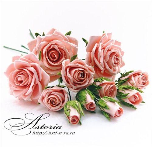ASTORIA— paper roses tutorial