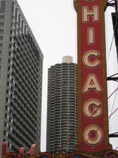 Chicago sign, Chicago