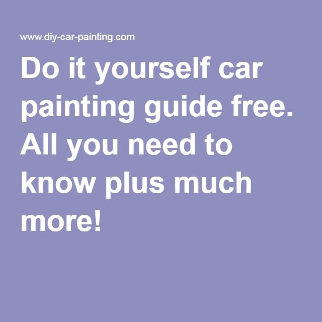 9 best flowbench stuff images on pinterest automobile autos and cars do it yourself car painting guide free all you need to know plus much more solutioingenieria Gallery
