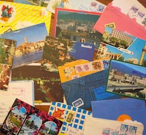 Kids: get an international pen-pal to learn about the world.