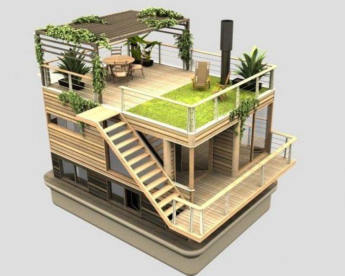 50 Amazing Architecture Model Ideas_18