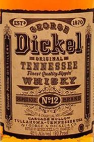 George Dickel Tennessee Whiskey #12