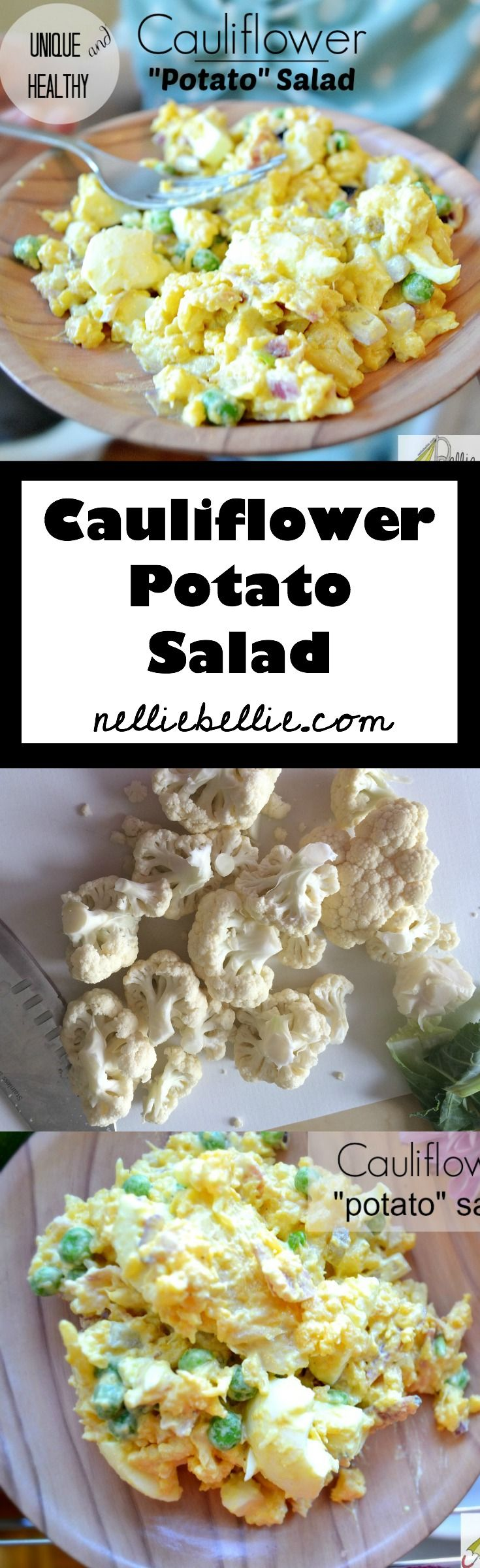 Bestselling Paleo Recipe Book http://www.healthyoptins.com/ Substitute Cauliflower for Potatoes in a delicious