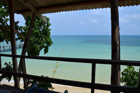 Where to stay on Ko Samet, Thailand