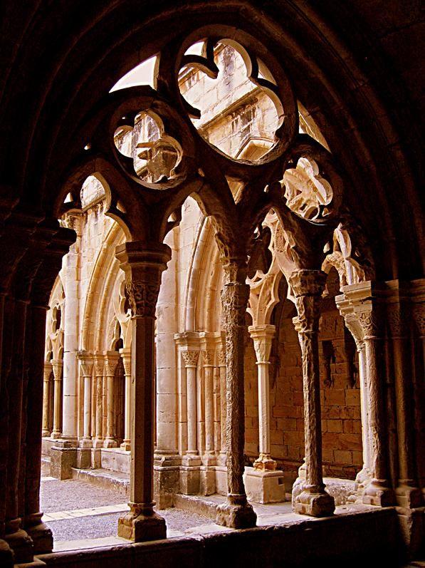 Monestir De Poblet, Tarragona.