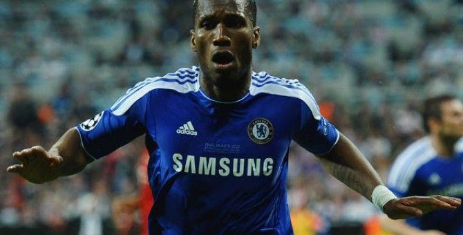 Chelsea's Legend Drogba returns