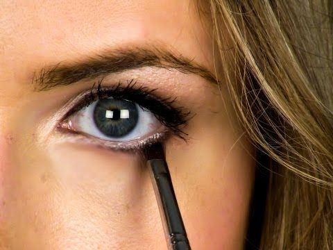An easy makeup tutorial for when you need to look bright-eyed and AWAKE.