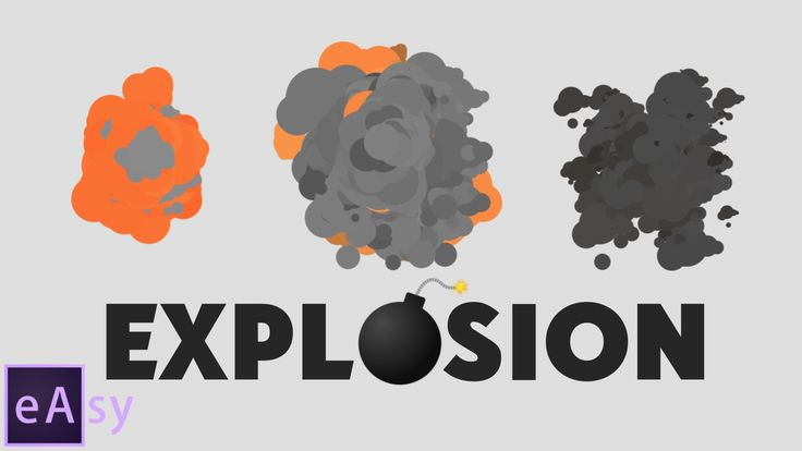 Hi guys, it is another after effects tutorial from Easy After Effects. Today i teach you how you can make a cartoon explosion. Such animation you can see in ...