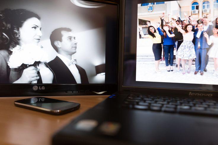 Cum vizionam fotografiile. Fotograf nunta Bucuresti, servicii foto-video nunta, botez, evenimente, raport calitate pret excelent. Filmare Full HD.