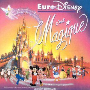 Love the original ' corporate design' of Disneyland Paris (Euro Disney Resort, in 1992).
