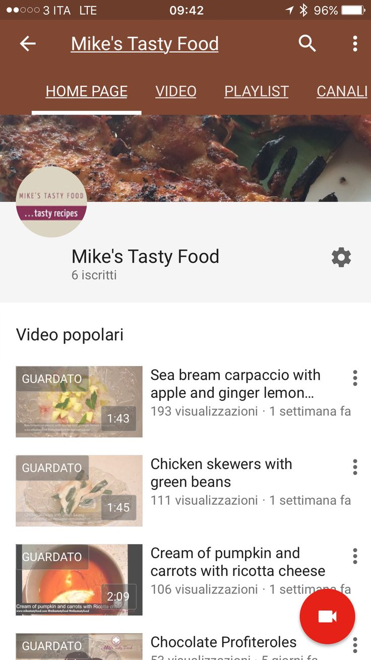 Follow us in YouTube Chanel and don't forget to subscribe it