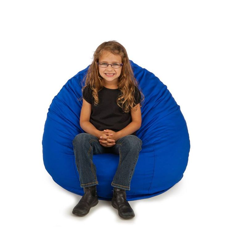 The King Beany Small Cotton Bean Bag Chair Creates A Fun Place For Children Whether Its Reading Book Playing Game Or Just Relaxing Bags