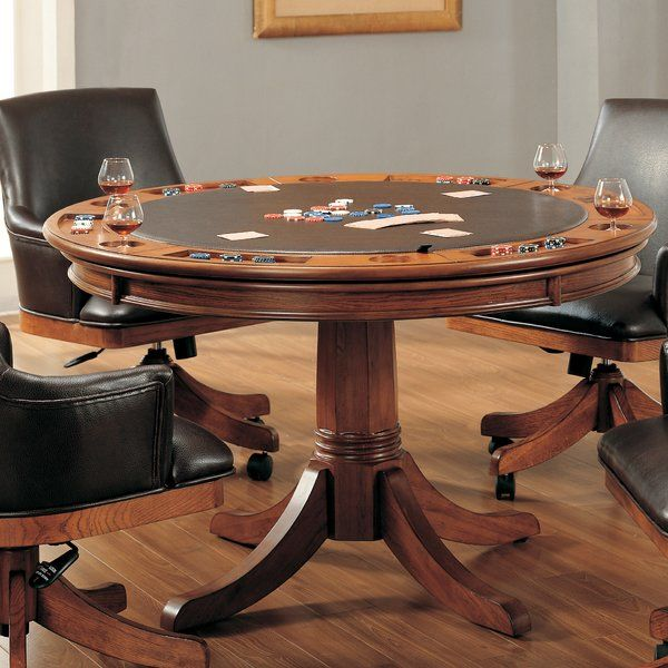 52 Park View Poker Table Casas E Alho