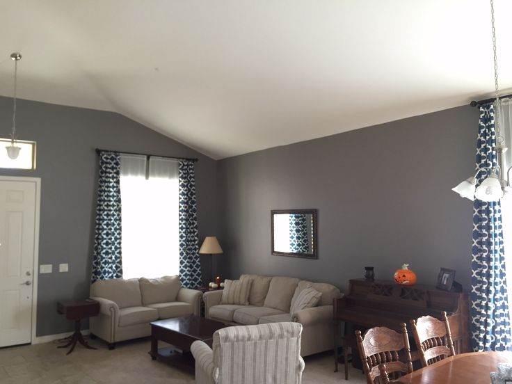 Sherwin Williams Dovetail Paint Paint Pinterest Master Bedroom Grey Palette And Paint