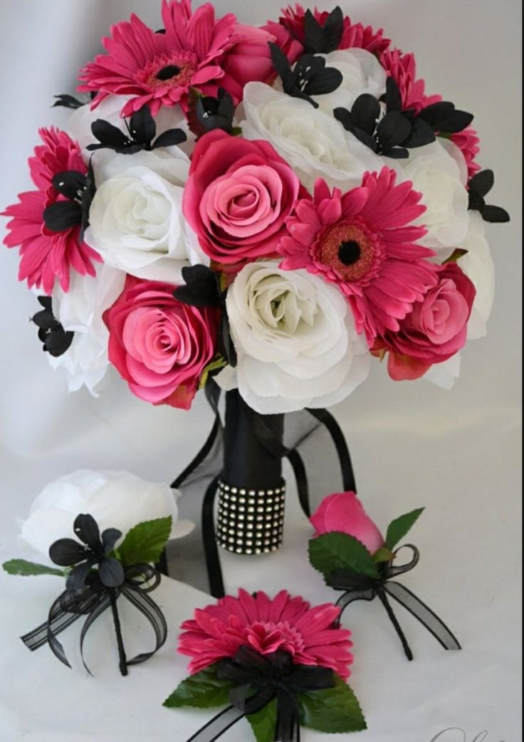 Bouquets and boutinerre ideas