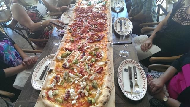 Best Pizza in Sydney - Crinitis Italian Restaurant Sydney