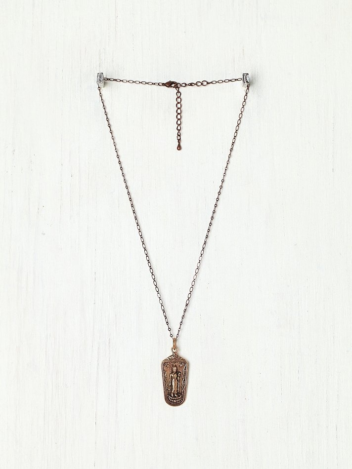 Chakra Necklace at Free People Clothing Boutique