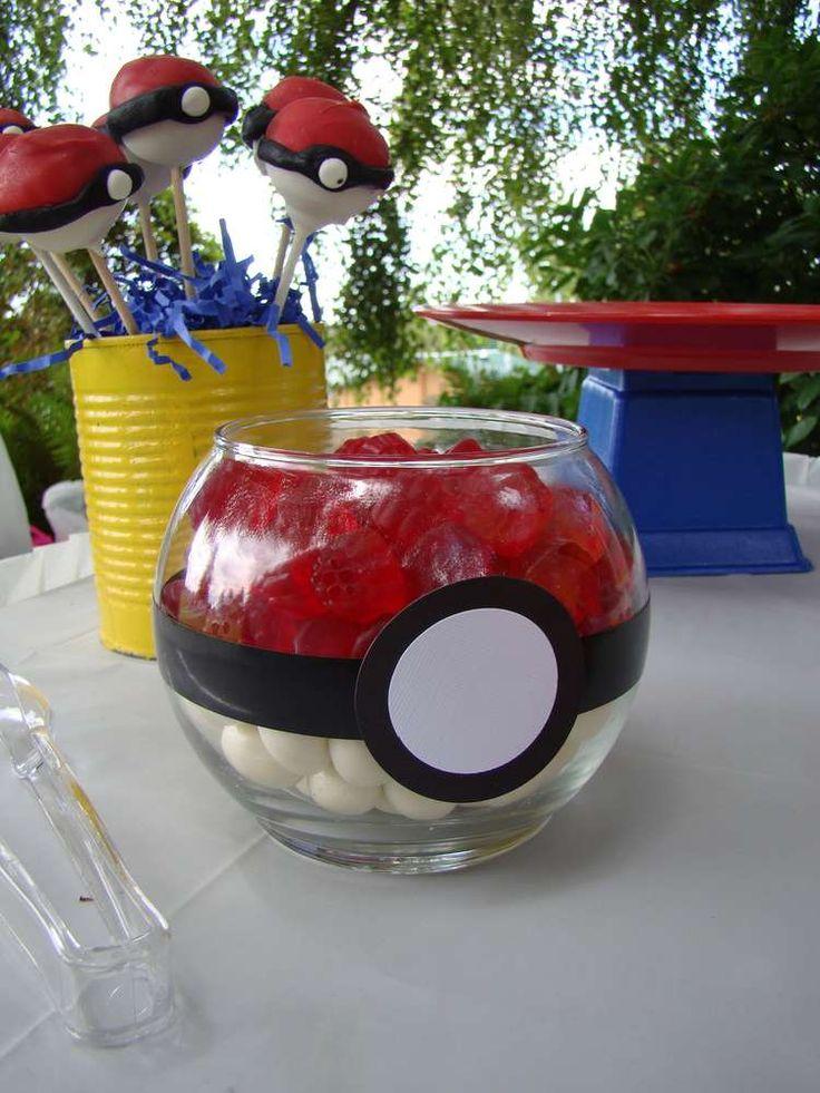 Pokemon Birthday Party Ideas | Photo 4 of 21 | Catch My Party