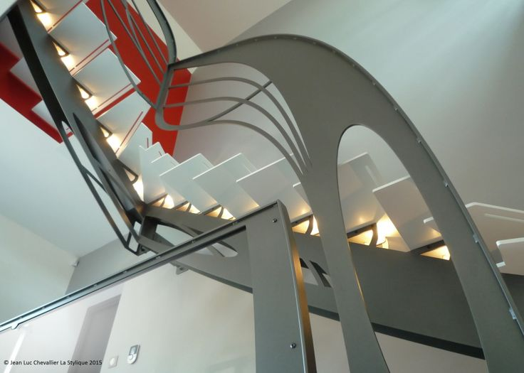 30 best la stylique images on pinterest staircases stairs and ladders. Black Bedroom Furniture Sets. Home Design Ideas