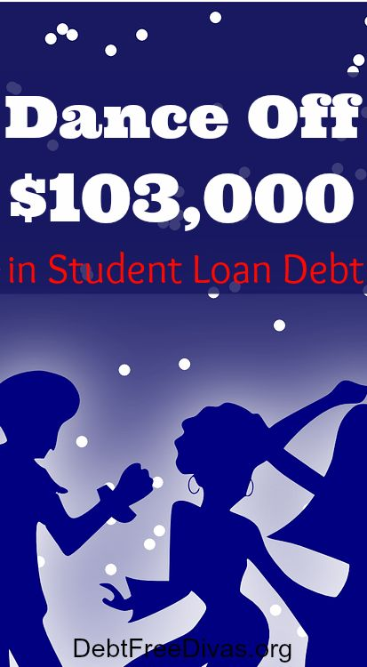 A candid conversation for the Midday Money Show podcast about the stresses, tension, and challenges that accompany a life deep in debt. This couple made a decision not be enslaved to $103,000 in student loan debt.  Since it ends with dancing, this must be a good one!