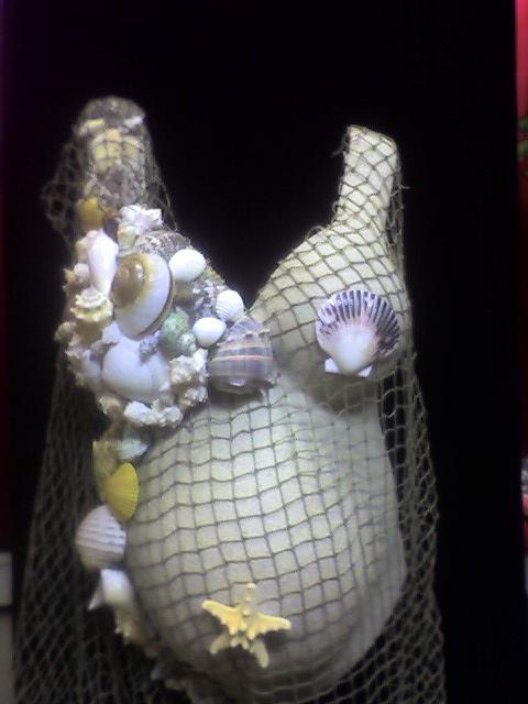 Seashell Design By Original Belly Works Via Flickr