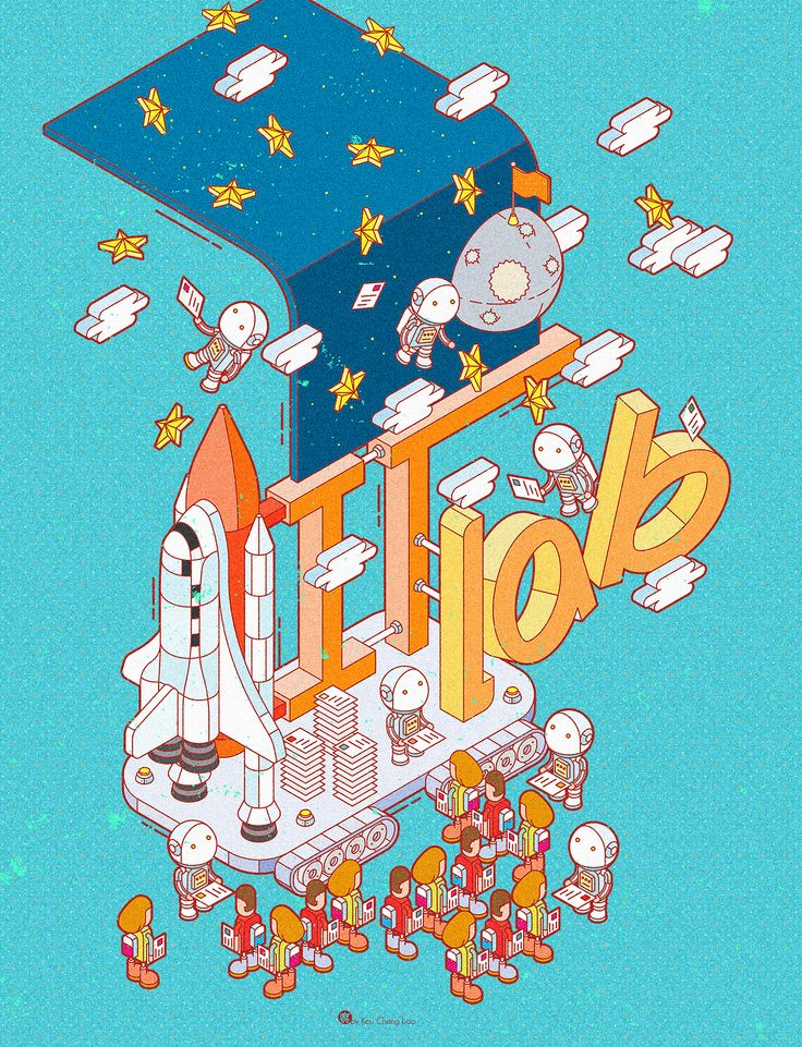 Kuocheng Liao – 2015 / Poster Illustration Collection / on Behance