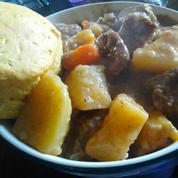 Slow Cooker Beef Stew IV - Allrecipes.com I absolutely love this stew ...