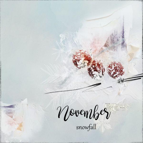 November-snowfall