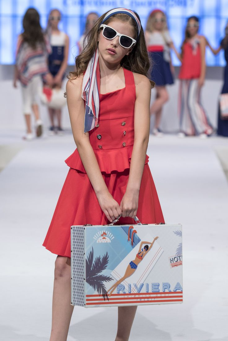 AMAYA SS 2017 * FIMI Kids Fashion Week June 2016