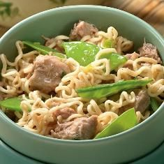 Slow-Cooker Pork With Noodles Recipe with 12 ingredients Recommended by 1 users.