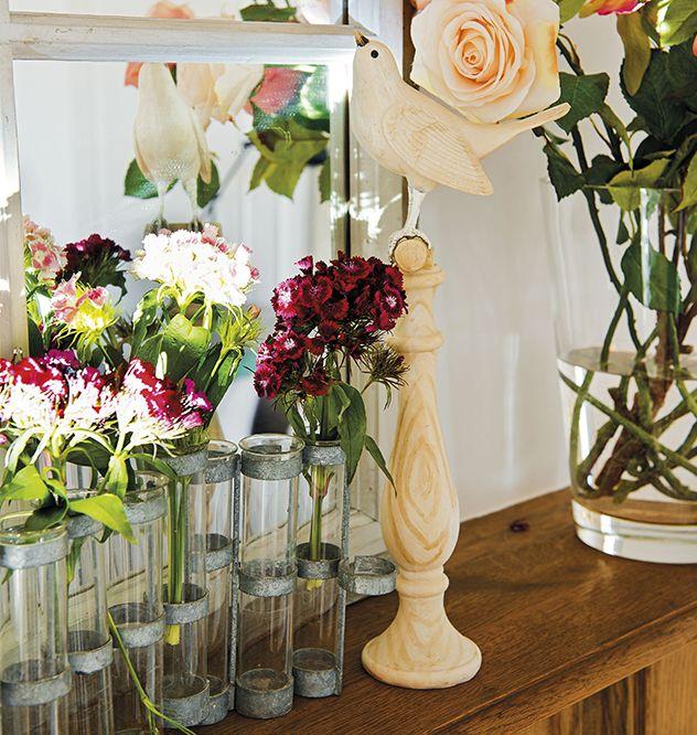 Flores Artificiales Para Decorar varsoviaco