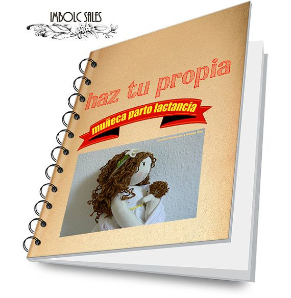 30 OFF SALE ebook Tutorial DIY haz tu propia Maria by SonnigerWald, €7.00
