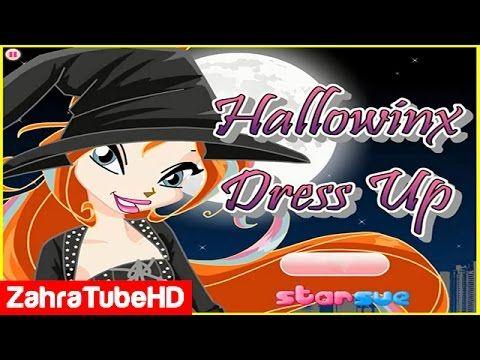 HalloWinx   Dress Up Games